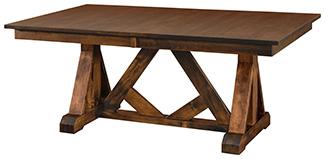 Bailey Trestle Table