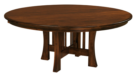 Amish Arts U0026 Crafts Dining Table
