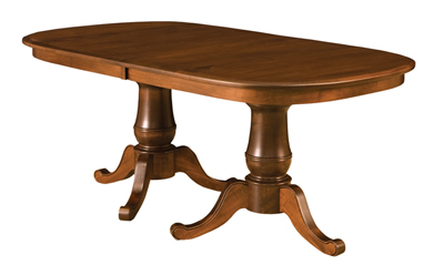 Amish Furniture Store on Chancellor Dining Table   Amish Furniture Factory