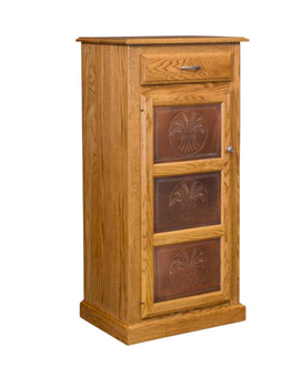Eden Jelly Cupboard with Drawer