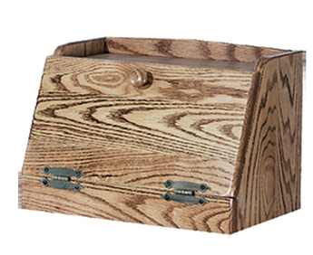 Bread Box with Plain Front