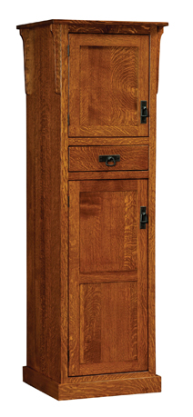 2 Door Pantry Cabinet Narrow Kitchen Pantry