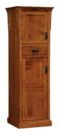 2 Door Pantry Cabinet Narrow Kitchen Pantry Amish