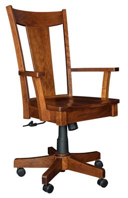 Parkland Desk Chair with Gas Lift