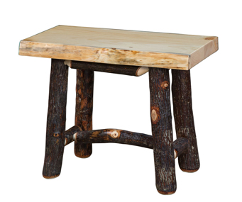 """24"""" Pine Top Bench"""