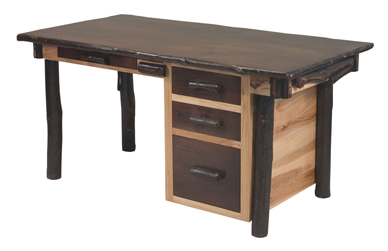 "60"" Secretary Desk"