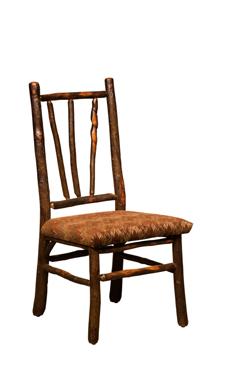 Diner Wagon Wheel Side Chair