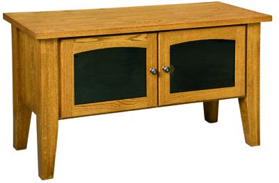 Amish Heritage Shaker TV Cabinet