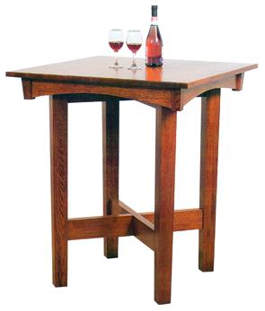 IH Arts & Crafts Pub Table