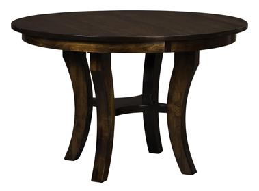 IH Madison Single Pedestal Dining Table