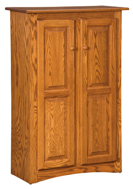 Jelly Double Door Cabinet Amish Furniture Factory