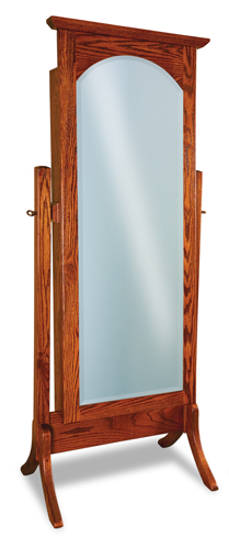 Carlisle  Beveled Jewelry Mirror