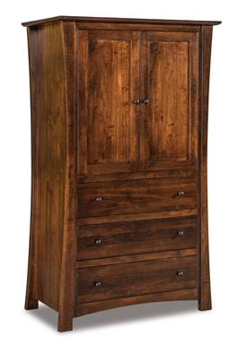 Matison 3 Drawer 2 Door Armoire