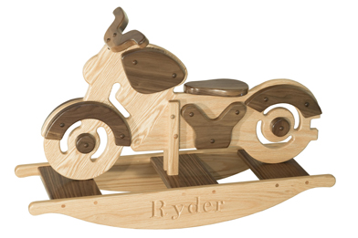 Kid's Motorcycle Rocker