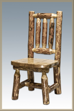 Glacier Country Child's Chair