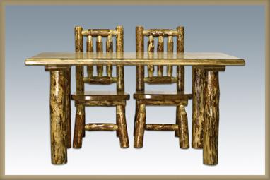 Glacier Country Child's Table