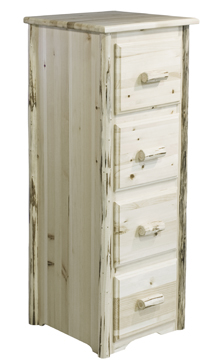 Montana  4 Drawer Filing Cabinet