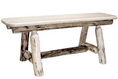 Montana Plank Style Bench