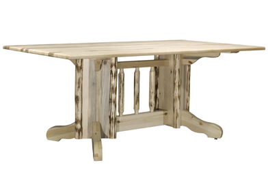 Montana Double Pedestal Dining Table