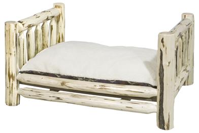 Montana Large Pet Bed with  Mattress