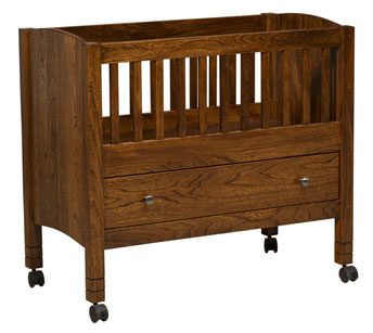 Solo Bassinet w/ Drawer