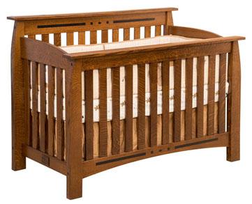 Linbergh Convertible Crib