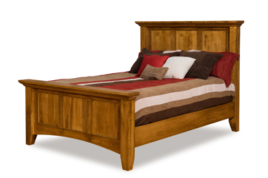 Legacy Panel Bed Amish Furniture Factory