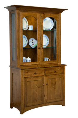 Royal Mission 2 Door Hutch