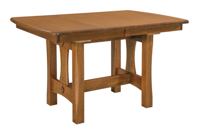 SheridanTrestle Dining Table