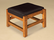 Durango Morris Foot Stool