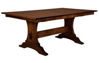 Benjamin Trestle Dining Table