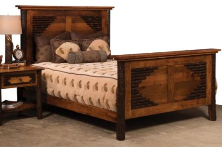 Wildwood Panel Bed