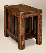 """Beaumont 16"""" End Table"""