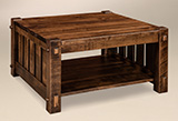 """Beaumont 36"""" Square Coffee Table"""