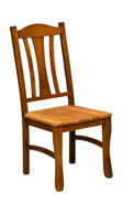 Heart Side Dining Chair
