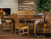 Kingsbury Dining Set