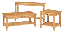 Bungalow Occasional Table Set