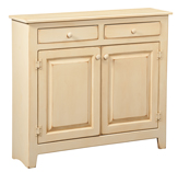 CL Large Console Cabinet