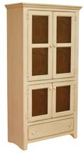 Georgetown Pantry with Tin Doors