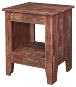 Gold Mine End Table