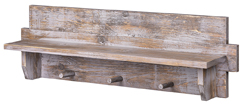 "Gold Mine 35"" Outhouse Shelf"