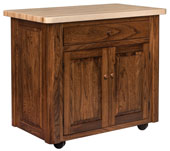 New England Josey's Kitchen Island