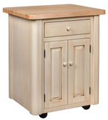"New England 30"" Josey's Kitchen Island"