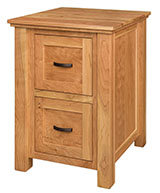 Calloway 2-Drawer File Cabinet