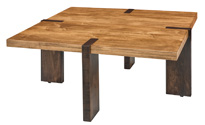 Olympic Square Coffee Table