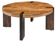 Olympic Round Coffee Table