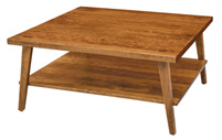 """Zemple 38"""" Coffee Table"""