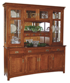Cape Cod Mission Hutch