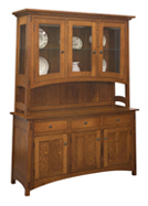 Colbran 3 Door Hutch