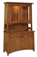 Colbran 2 Door Hutch